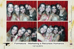 Formatura - Marketing e Recursos Humanos